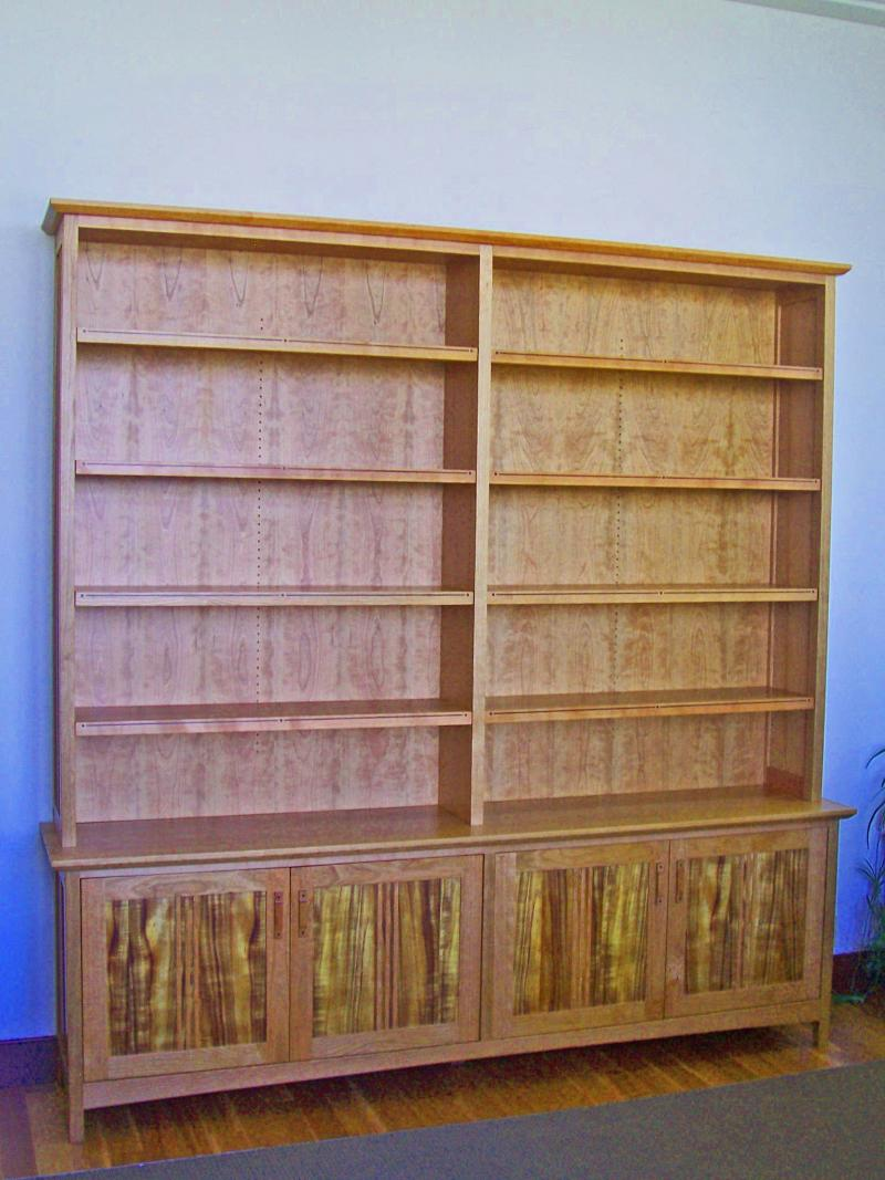 Mission Bookcase