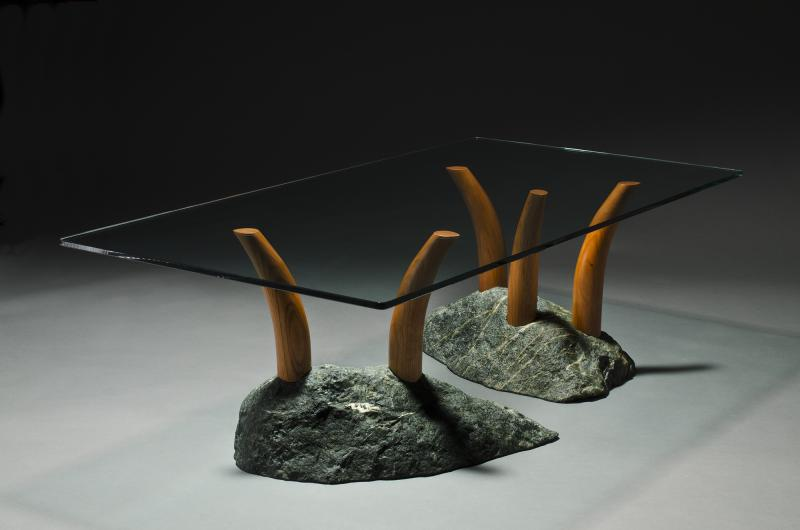 Stone Islands coffee table