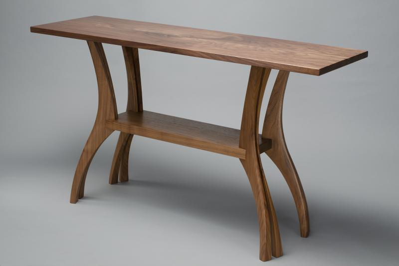 Finback Hall Table