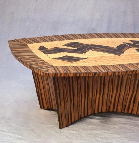 Box Maker Coffee Table