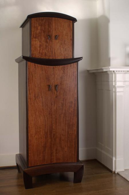 Vascevitch Stereo Cabinet