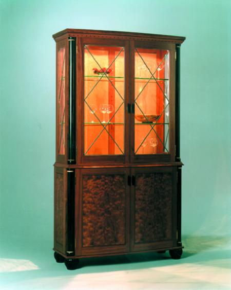 Curry China Display Cabinet