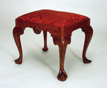 Georgian Foot Stool