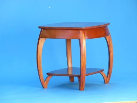 Sumo End Table