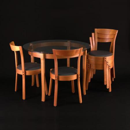 Series 8000 Dining Table