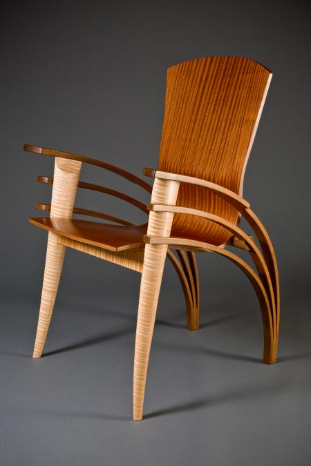 Trimerous Chair