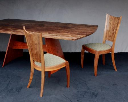 Akira Dining Table and Chairs