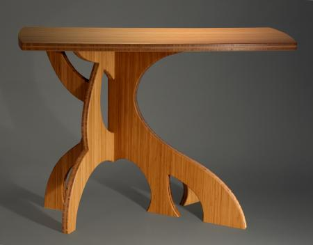 Banyan hall table