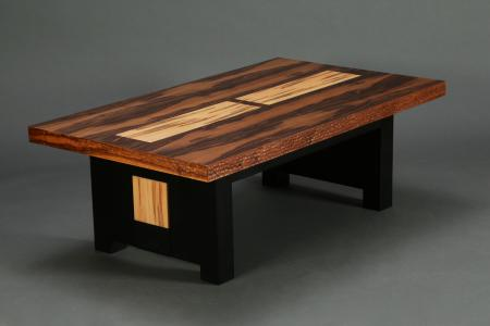 Hewn Edge Coffee Table