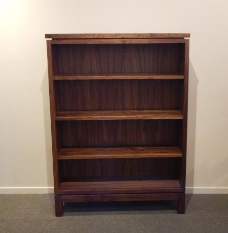 Hewn Edge Bookcase