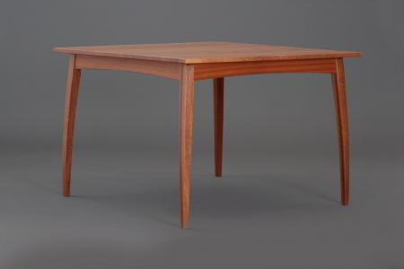 Curved Leg Small Dining Table