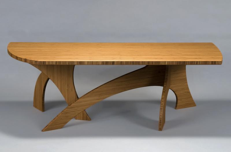 Banyan Coffee Table Northwest Woodworkers Gallery
