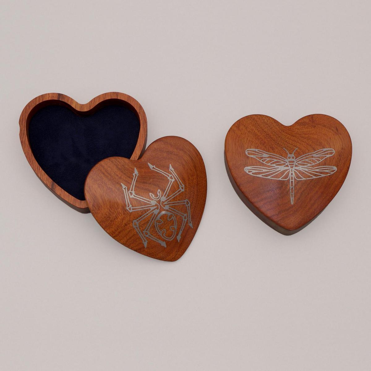 Valentine Inlaid Box