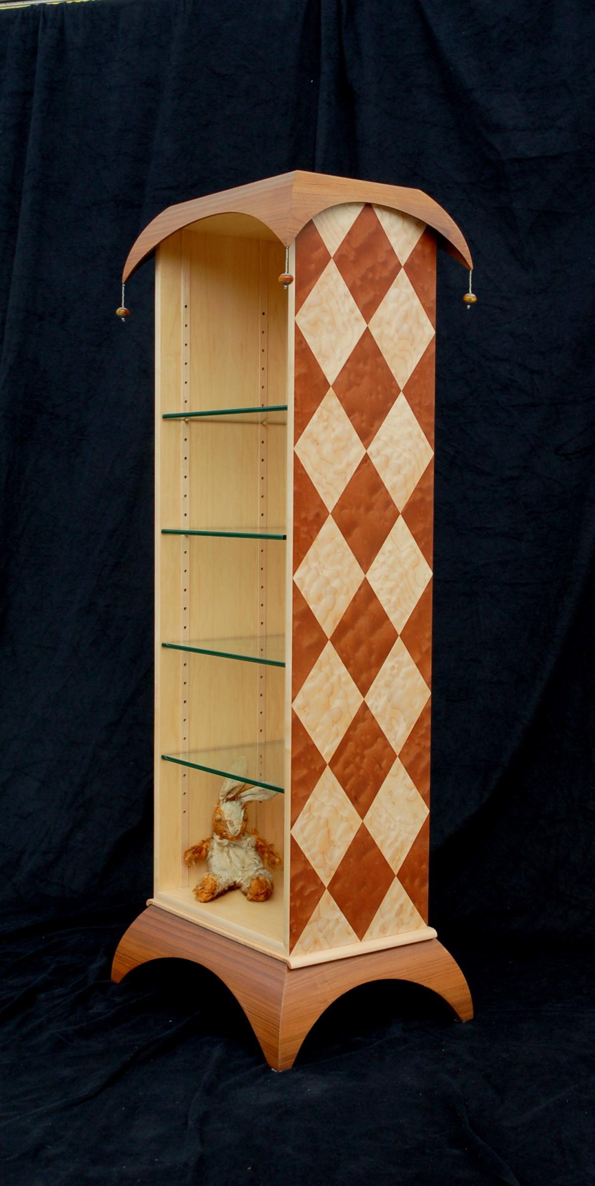 Harlequin Cabinet