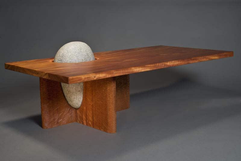 Eddy Coffee Table by Seth Rolland