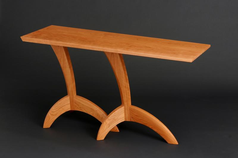 Egret Hall Table by Seth Rolland