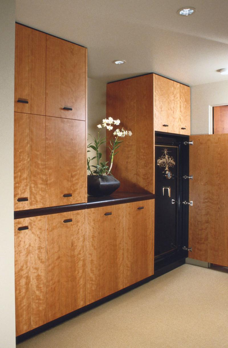 Hall Entry Cabinetry