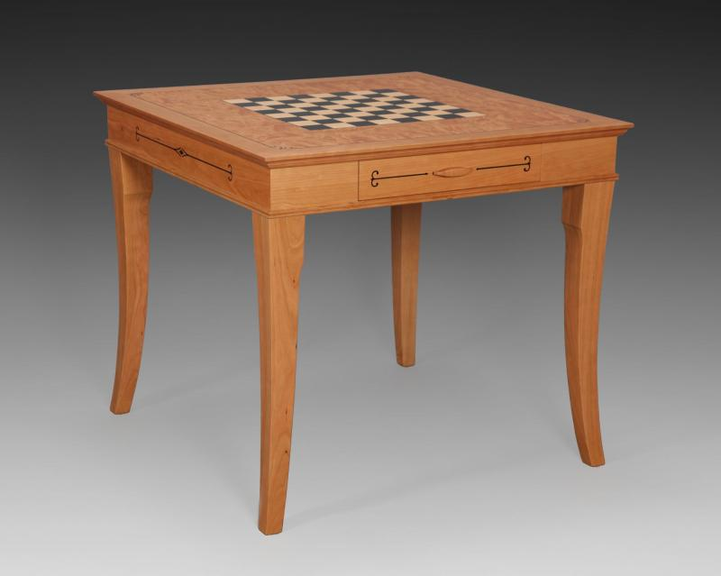 Elegance Chess Table