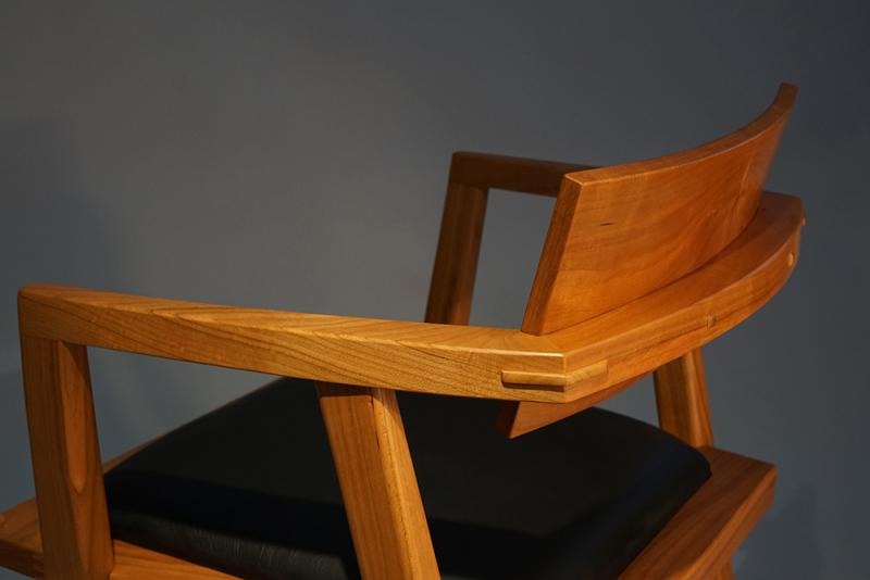 Davis Chair detail
