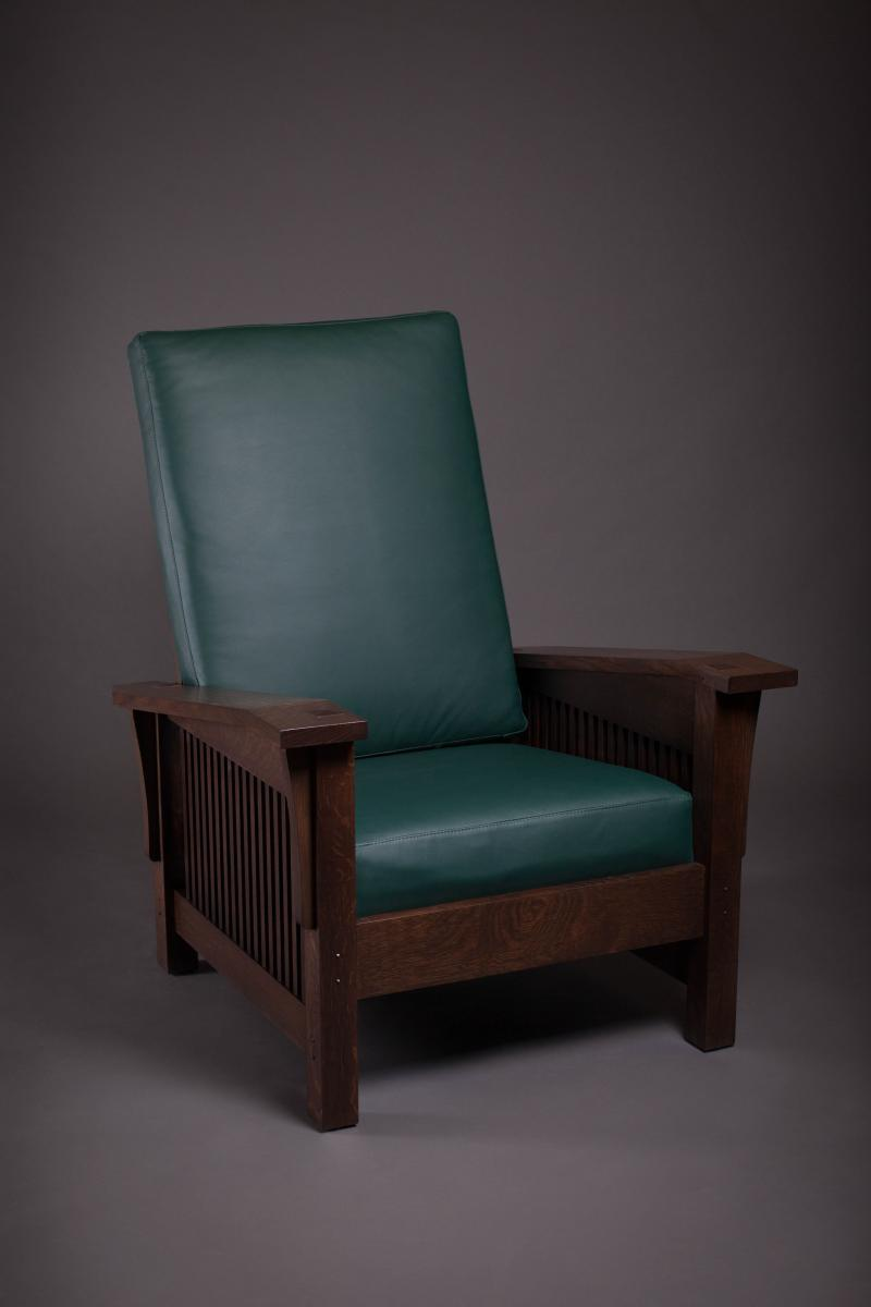 Stickley Inspired Morris Chair