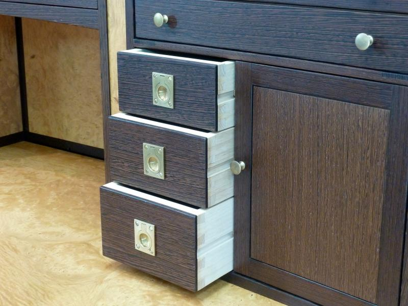 Upper drawers