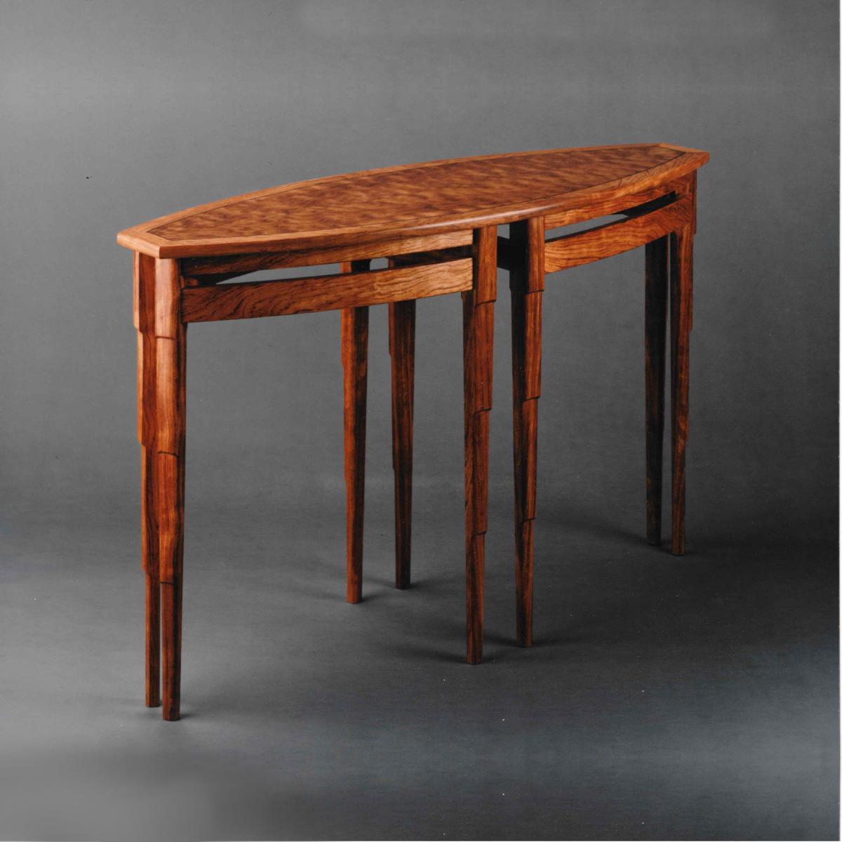 Rain Forest Hall Table