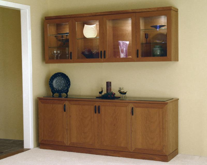 Berner Buffet and China Cabinet