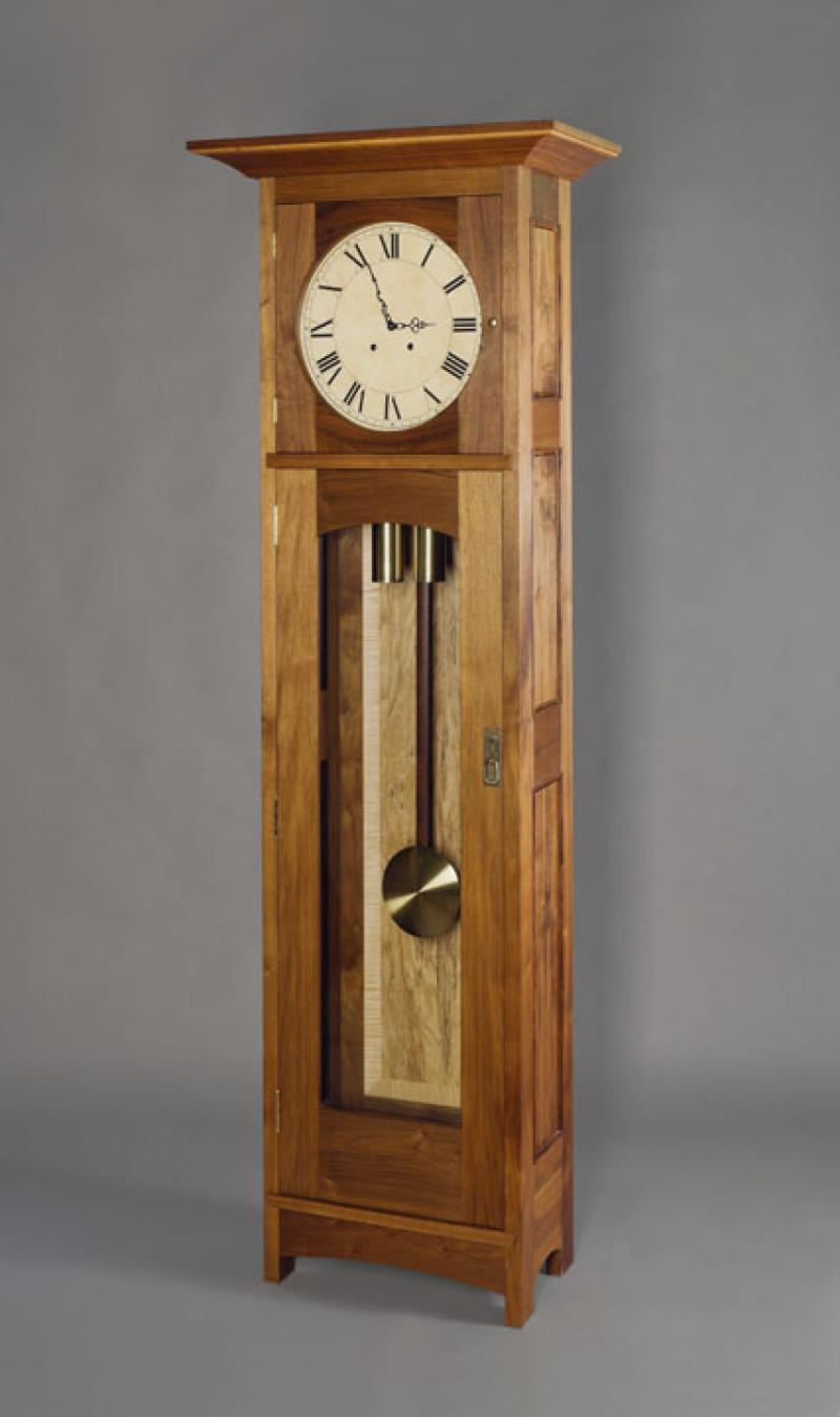 Craftsman Tall Clock