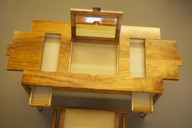 Dressing Table with Bench