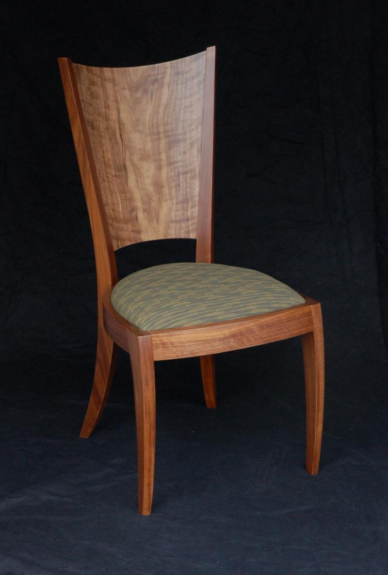 Encompass chair northwest woodworkers gallery for Furniture 99 invisible